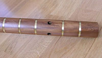 Old Style Courting Flute